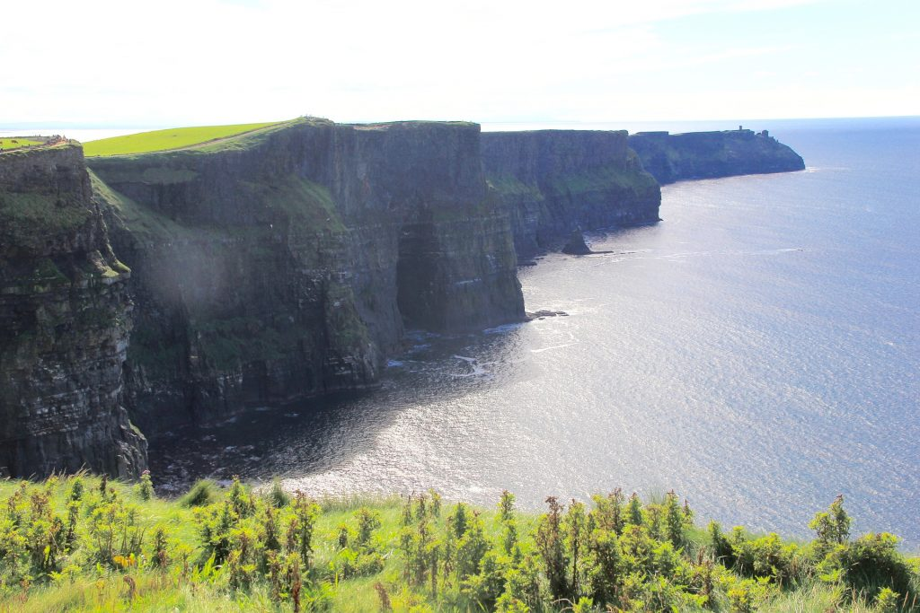 Contented Gypsy | Cliffs of Moher