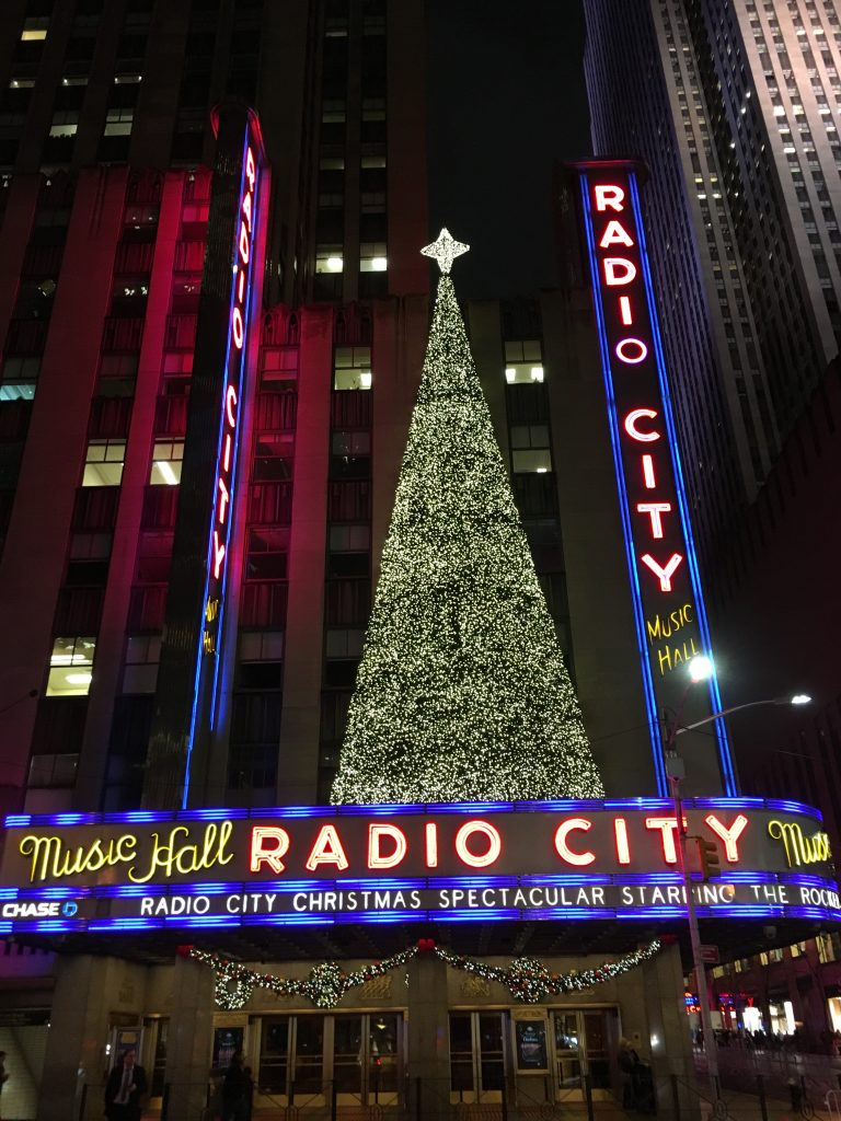 Contented Gypsy | Christmas at Radio City Music Hall