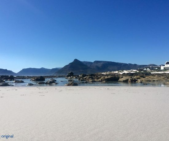 Contented Gypsy | Cape Town, South Africa Long Beach