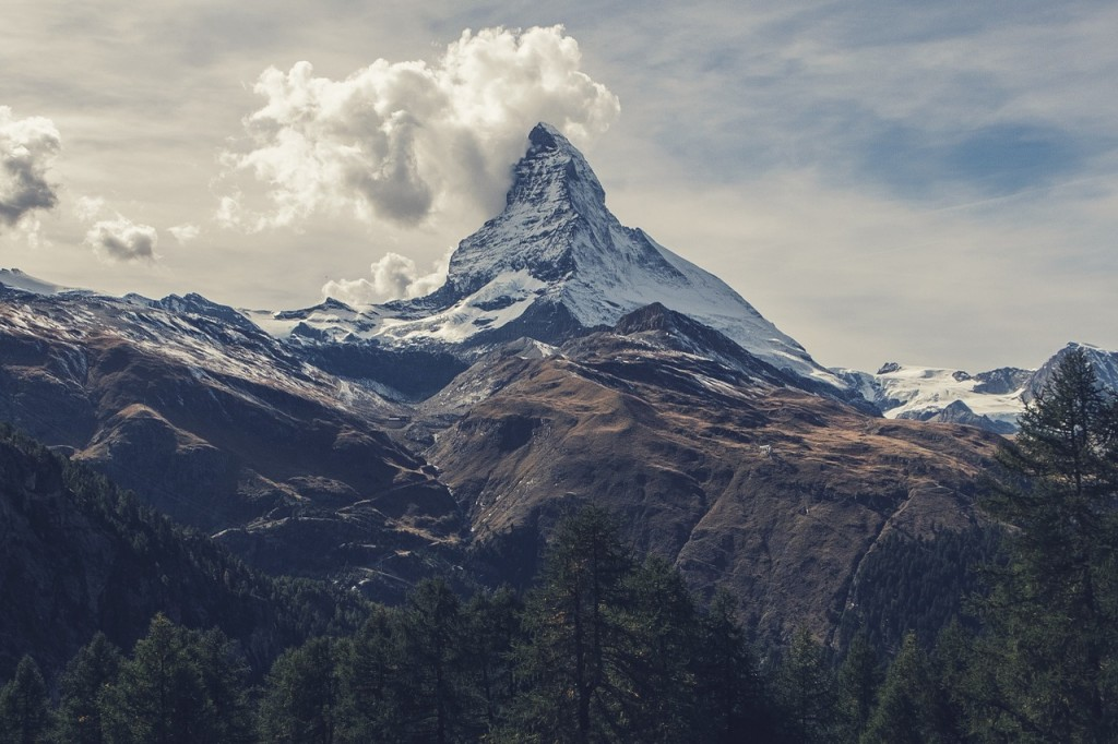 Contented Gypsy | Meandering Mondays The Matterhorn